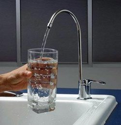 Установка фильтра очистки воды город Нижний Новгород