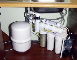 Установка фильтра очистки воды в Нижнем Новгороде, подключение фильтра очистки воды в г.Нижний Новгород