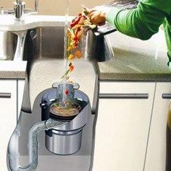 Установка измельчителя пищевых отходов в Нижнем Новгороде, подключение измельчителя пищевых отходов в г.Нижний Новгород